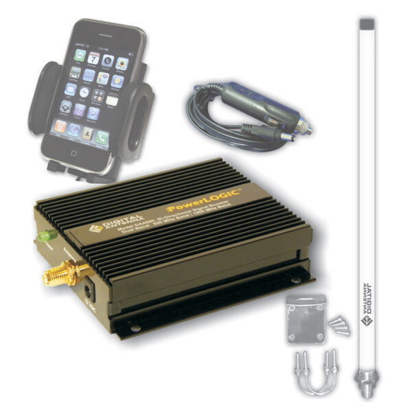Digital DA4600 Marine Cellular Booster System With 288-PW Antenna