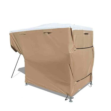 """Elements All-Climate Pickup Camper Cover, 8'-10'1"""""""
