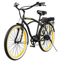 Swagtron EB-11 E-Bike, Black and Yellow
