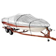 Covermate HD 600 Trailerable Boat Cover for 17'-19' V-Hull Boat
