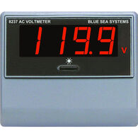 Blue Sea AC Digital Voltmeter, 80-270V