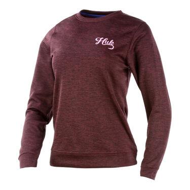 HUK Women's Hull Long-Sleeve Crew Shirt