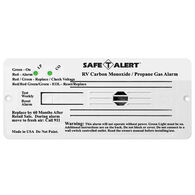Safe-T-Alert 35 Series Flush Mount Dual LP & Carbon Monoxide Alarm, White