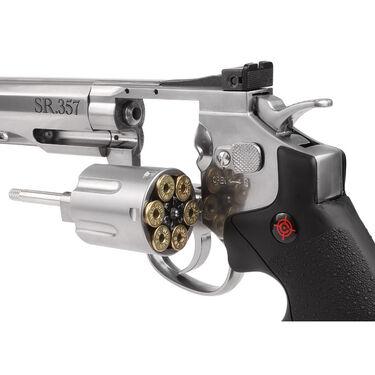 Crosman SR357 Silver Air Gun