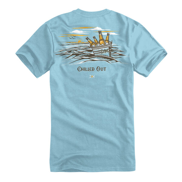 Coastal Men's Chilled Out Short-Sleeve Tee