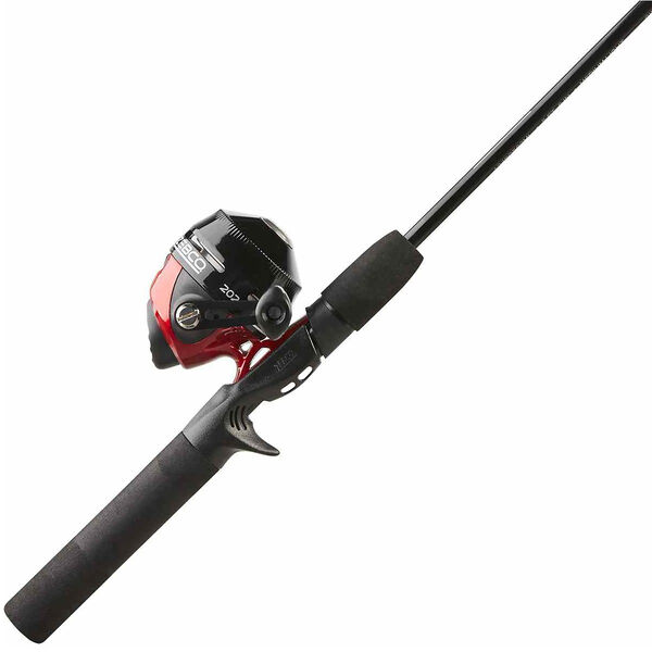 """Zebco 202 5'6"""" Spincast Rod And Reel Combo"""