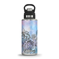 Tervis Floral Lines 32-oz. Stainless Steel Wide-Mouth Bottle