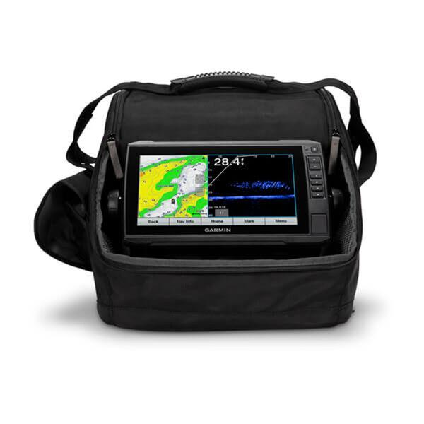 Garmin Panoptix LiveScope Ice Fishing Bundle with ECHOMAP UHD 93sv