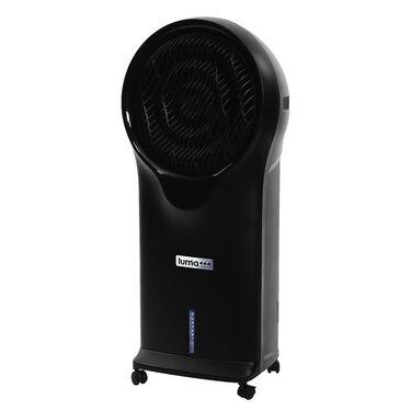 250 Sq Ft Portable Evaporative Cooler, Black