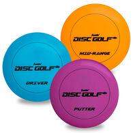 Franklin 3-Disc Golf Set