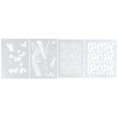 Styx River Mini Camouflage Stencil Kit
