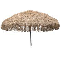 Palapa Tiki Patio Umbrella 7.5 ft - Whiskey Brown