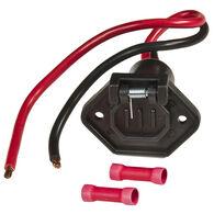 Sierra Trolling Motor Plug, Sierra Part #WH10520