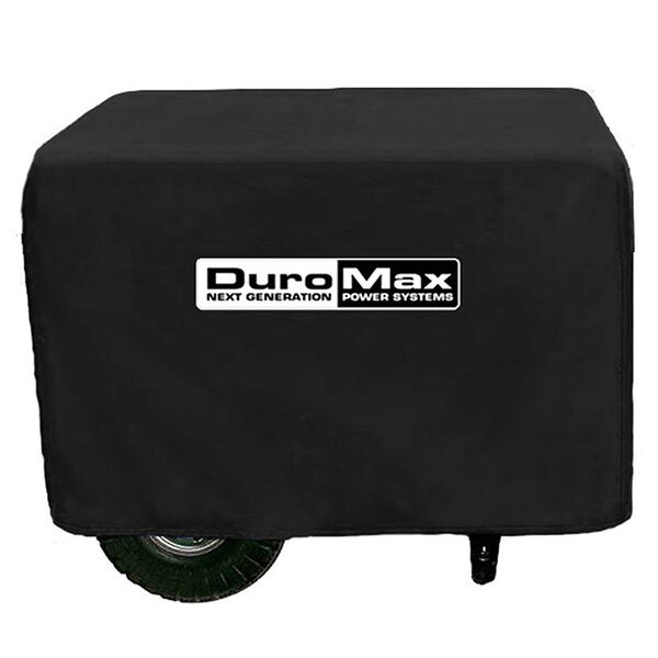 DuroMax Weather Resistant Portable Generator Cover, Small