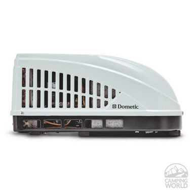 Dometic Brisk Air II Air Conditioner, 15K BTU, Non-Ducted, White