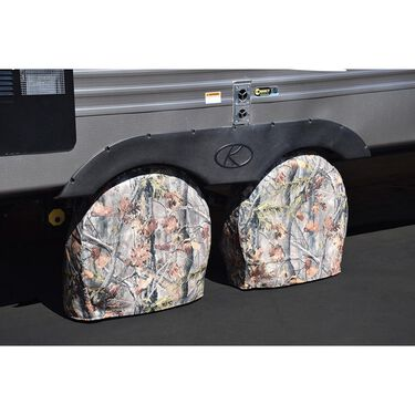 "Camouflage Tyre Gards, 27""to 29"""