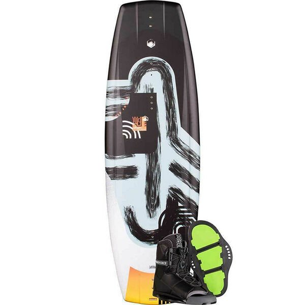 Liquid Force M.E. Wakeboard with Transit Bindings