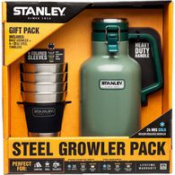 Stanley Classic Vacuum Growler and Adventure Steel Tumbler Gift Set