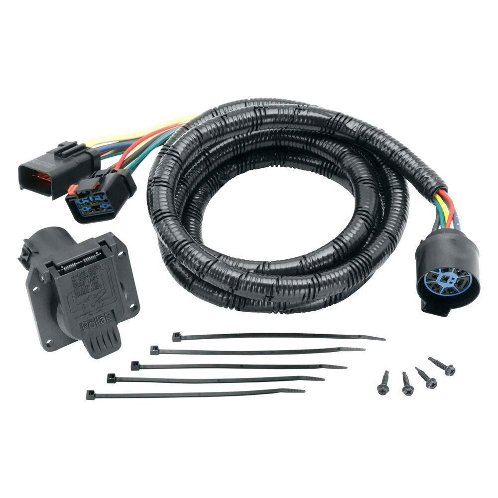 5th wheel and gooseneck wiring harness, 7\u0027 camping worldFifth Wheel Wire Harness #20