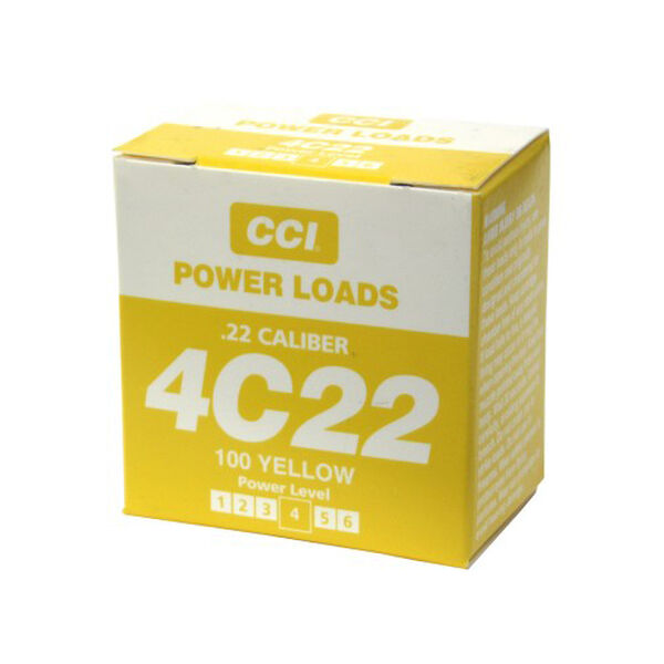 D.T. Systems CCI 4C22 (Yellow) Light Power Loads