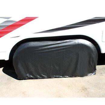"Tandem Tyre Gards 27""-29"" Double Black"