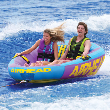 Airhead Throne 2-Person Towable Tube