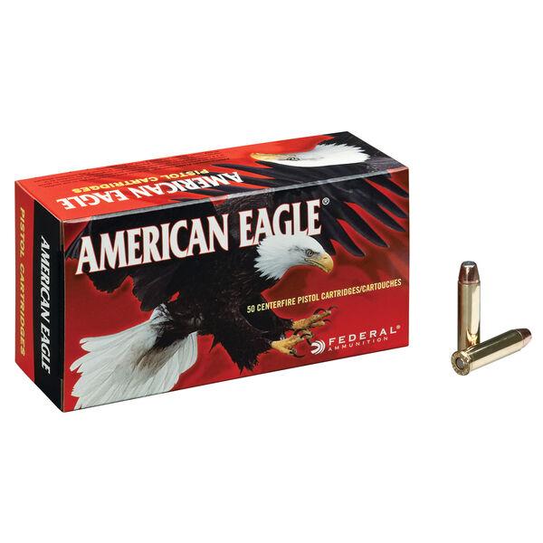 American Eagle Handgun Ammo, .44 Rem Mag, 240-gr., JHP