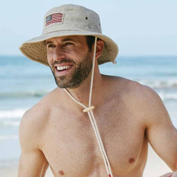 Dorfman Pacific Men's Allegiance Bucket Hat