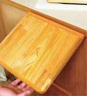 Camco Oak Accents Countertop Extension