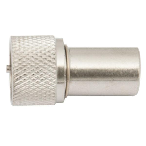 Ancor Twist-On UHF Coaxial Cable Plug, Male, RG8X