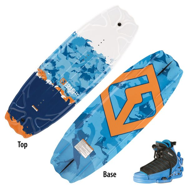 Connelly Charger 119 Wakeboard With Tyke Bindings