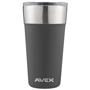 Avex Stainless Steel Insulated Brew Cup With Bottle Opener, 20 oz.