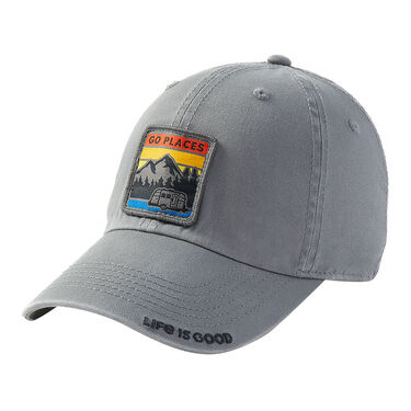 "Life Is Good ""Go Places"" Baseball Cap"