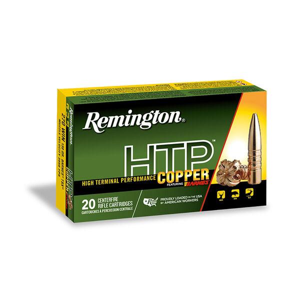 Remington HTP Copper Ammunition, .270 WSM, 140-Grain