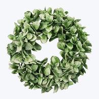 """Young's 13"""" Artificial Eucalyptus Wreath"""