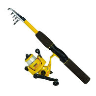 Eagle Claw Packit Telescopic Spinning Combo