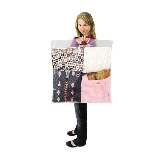 MagicBag Zip 'n Carry Instant Carry Bag, Jumbo
