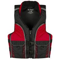Onyx Deluxe Fishing Life Jacket