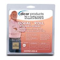 """Dicor Diseal Sealing Tape, 4"""" x 12.5' Roll, Tan"""