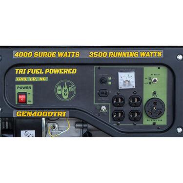 Sportsman 4000 Watt Portable Tri Fuel Generator