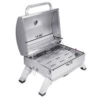 Royal Gourmet Stainless Steel Portable Grill