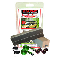 Malone Deluxe Kayak Carrier with Tie-Downs