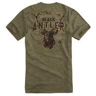 Black Antler Men's Wapiti Short-Sleeve Tee