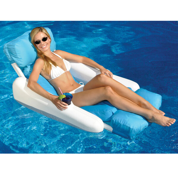Swimline SunChaser Luxury Lounger