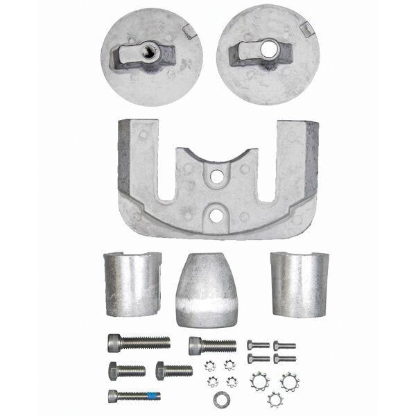 Sierra Zinc Anode Kit For Bravo III Engine, Sierra Part #18-6154Z