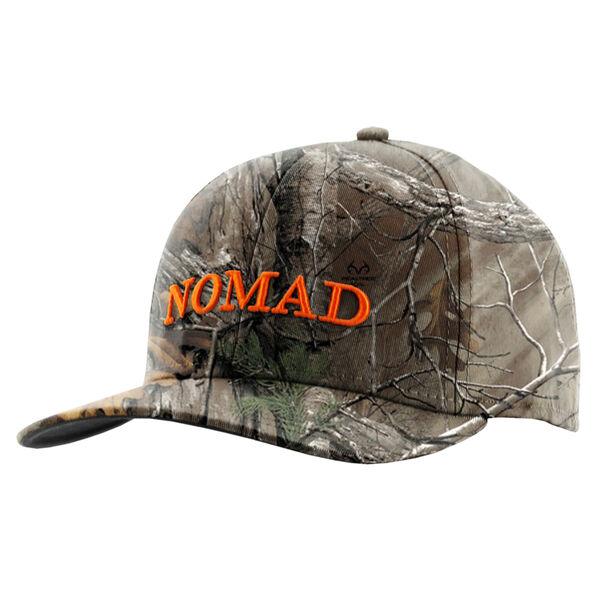 Nomad Men's Camo Full Tech Stretch Cap