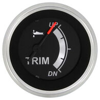 "Sierra Black Sterling 2"" Trim Gauge, Sierra Part #67365P"