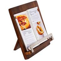 Honey Can Do Acacia Cookbook Stand