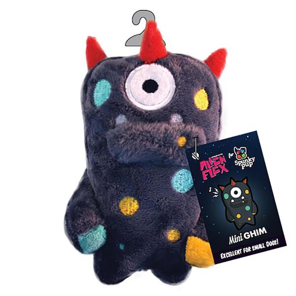 Spunky Pup Alien Flex Mini Ghim Plush