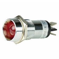 Marinco LED Pilot Indicator Light (Red)